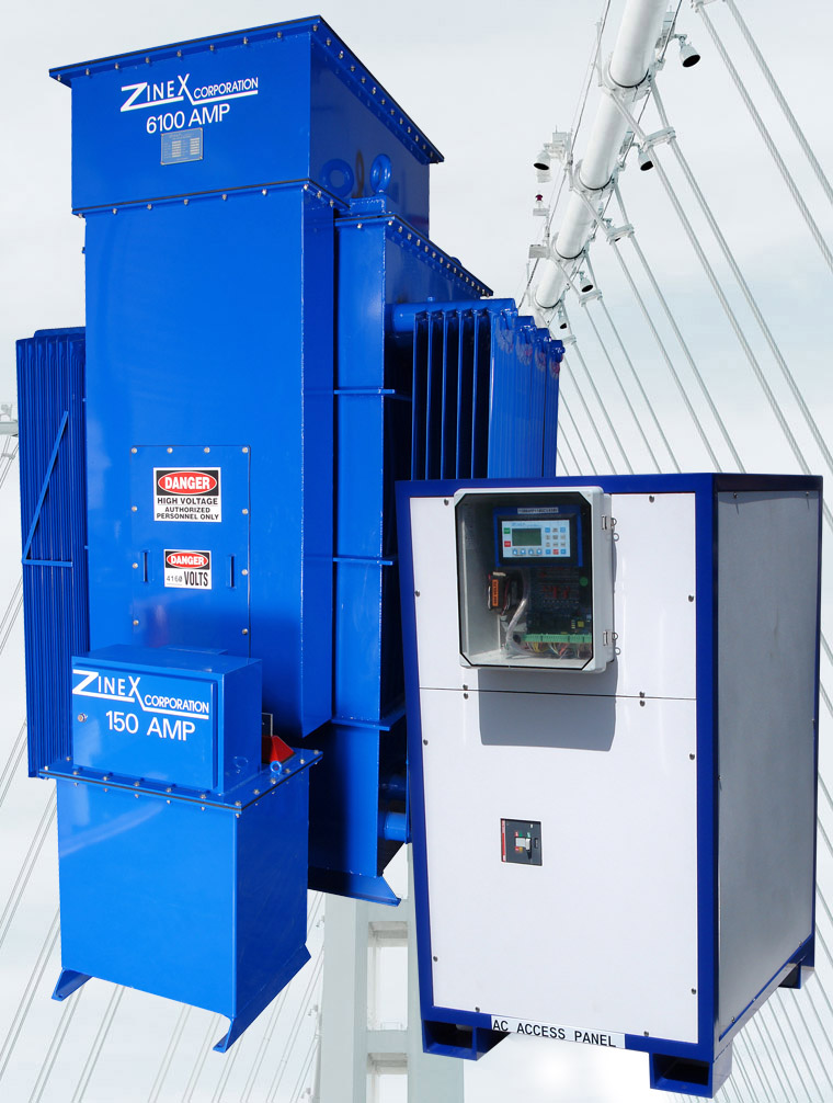 HOME - Zinex Corporation Rectifiers, DC Power Supplies and